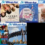 be blue air magazin - brand and layout made for media 10 - blue air